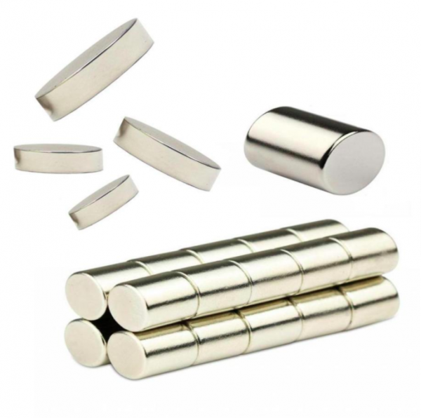 Cylinder Neodymium Magnet for Devices