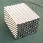 D6.5*1.5mm Stinered Permanent Neodymium Magnet