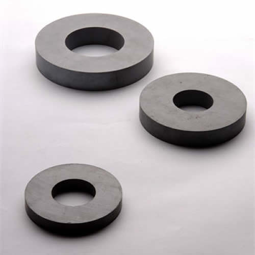 Ferrite Permanent Motor Magnet for Industry Motor Ring