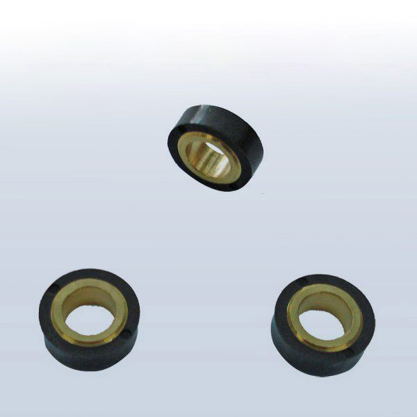 Ferrite Plastic Multipole Manget for Motor Application