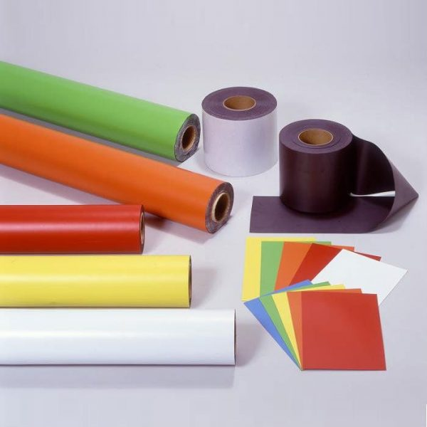 Flexible Magnets and Rubber Magnets in Different Color