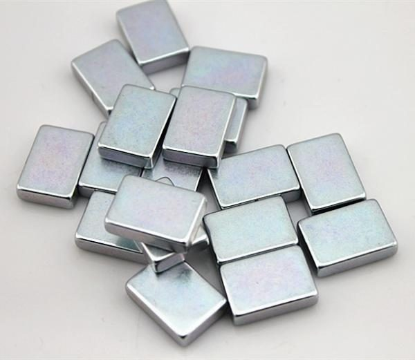 Permanent Sintered Rare Earth Block NdFeB Magnet