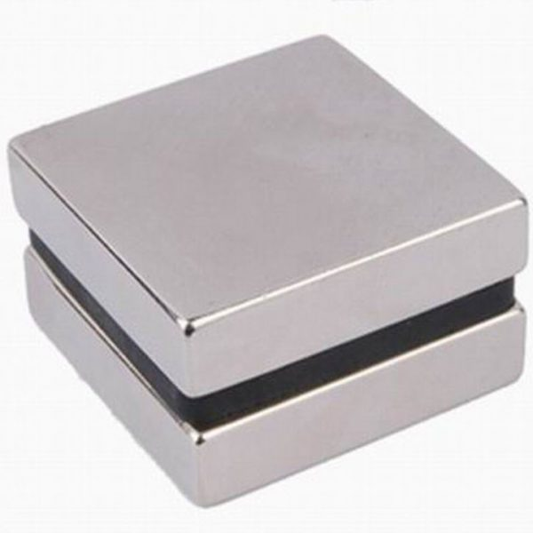 Permanent Sintered Rare Earth Block Neodymium Magnet