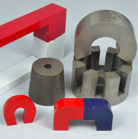 Sintered & Cast AlNiCo Magnet for Industry Use