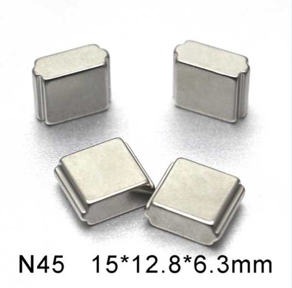 Custom High Quality Sintered Neodymium Featured Magnet